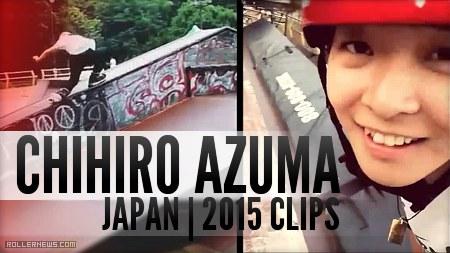 Chihiro Azuma (Japan): 2015 Clips