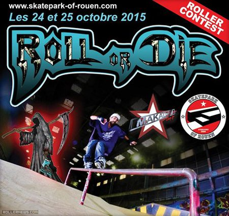 Roll or die 2015 (Rouen, France): Edit