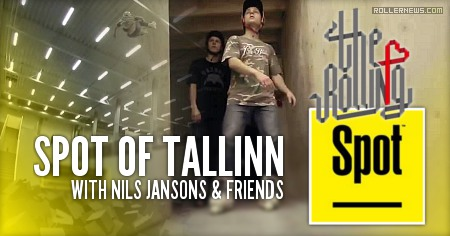 Spot of Tallinn (Estonia) with Nils Jansons & friends