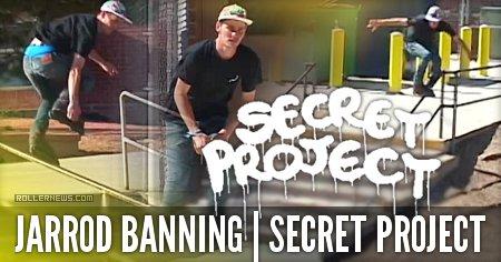 Jarrod Banning: Secret Project - Remix (2015)