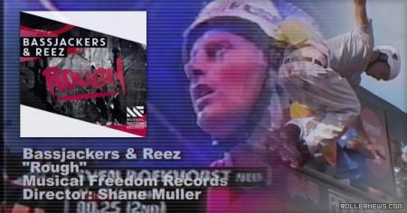 Bassjackers & Reez - Rough [Musicvideo] Featuring Sven Boekhorst
