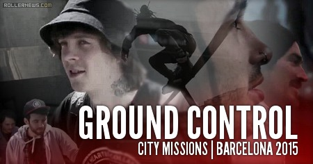 Ground Control: City Missions, Barcelona (2015)