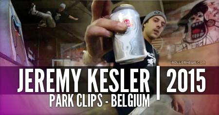 Jeremy Kesler (Belgium): Park Clips (2015)