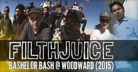 Filth Juice: Bashelor Bash @ Woodward (2015)