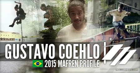 Gustavo Coelho (19, Brazil): 2015 Mafren Profile