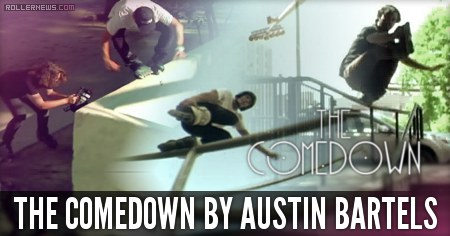 The Come Down by Austin Bartels (Texas, 2014)