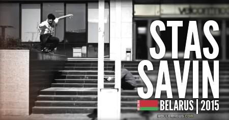 Stas Savin (Belarus): Stihiya Edit  (2015)