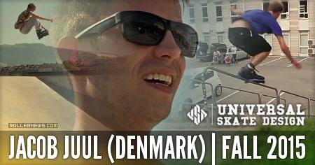 Jacob Juul (Denmark): USD - Fall 2015