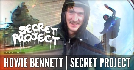 Howie Bennett: Secret Project (2015) by Geoff Phillip