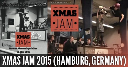 X-mas jam 2015 (Hamburg, Germany)