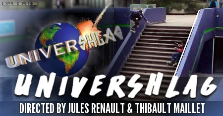 UNIVERSHLAG (France): Trailer (2015)