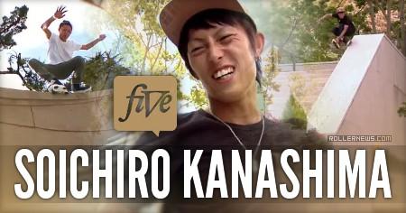 Soichiro Kanashima: Valo V (2011-2013) by Ivan Narez