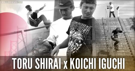 Koichi Iguchi & Toru Shirai (Japan): Okagawa (2015)
