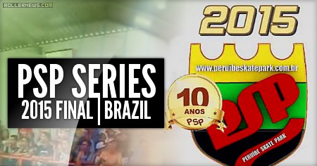 PSP Series 2015 Finals (Brazil): 10 years edit