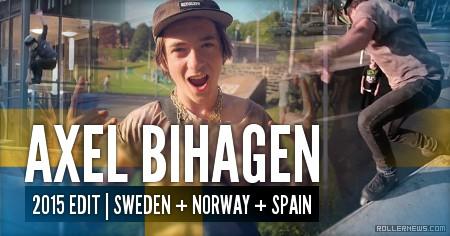 Alex Bihagen (Sweden, 15): 2015 Edit