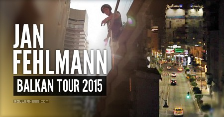 Jan Fehlmann: Balkan Tour 2015 | Bucharest (Romania)