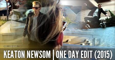 Keaton Newsom On a Thursday (Texas, 2015)