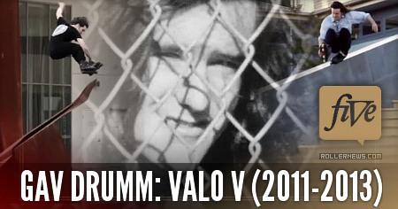 Gav Drumm: Valo V (2011-2013) by Ivan Narez