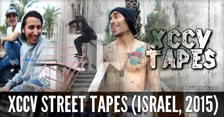 XCCV Tapes (2015, Israel) with Bobi Spassov & friends