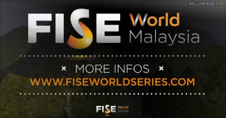 FISE World Malaysia 2015: Best-of