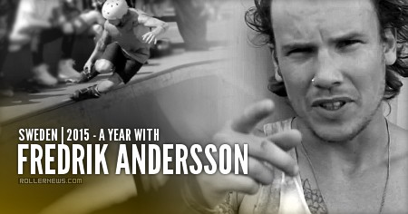 A year with Fredrik Andersson (Sweden, 2015)
