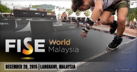 FISE World Malaysia 2015