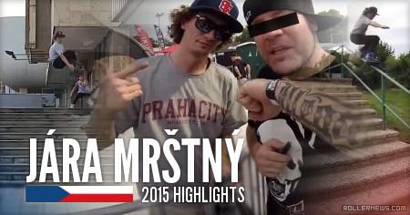 Jara Mrstny (Czech Republic): 2015 Highlights