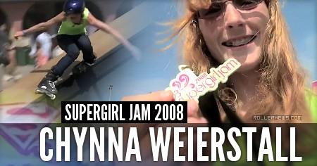 Chynna Weierstall: Supergirl Rail Jam (2008)