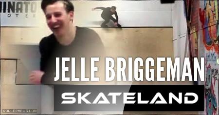 Jelle Briggeman (Netherlands): 1 hour in Skateland