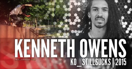 Kenneth Owens: KO_STILLSUCKS (2015)