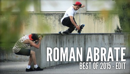 Roman Abrate: 2015 Best-of