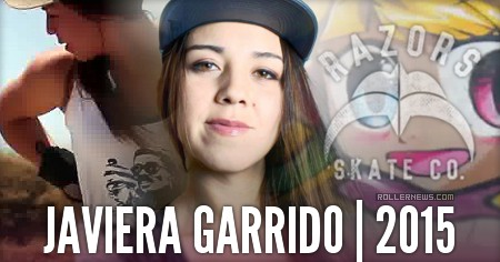Javiera Garrido (Chile): 2015 Edit by Jose Joaquin