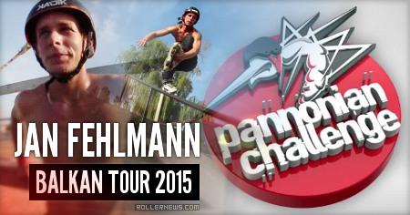 Jan Fehlmann: Balkan Tour 2015 | Osijek (Croatia)