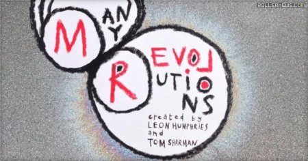 Many Revolutions (2016) by Tom Sharman