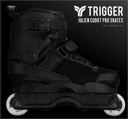Trigger Skates: Julien Cudot Pro Model