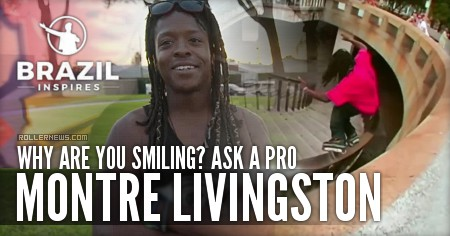 Montre Livingston: Why Are You Smiling? | Ask A Pro