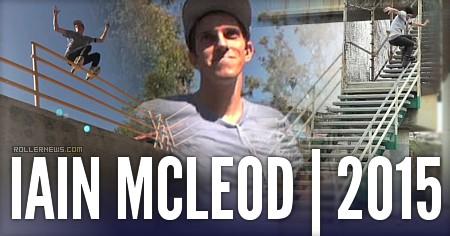 Ian Mcleod: 2015 Section