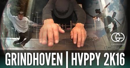 Timmy Vanilli & Jeejroen Wullems | HVPPY 2K16