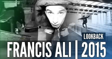 Francis Ali (Belgium): 2015 Lookback