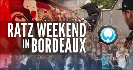 Ratz Weekend in Bordeaux (France) by Pierre Olivier