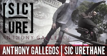 Anthony Gallegos: Sic Urethane Promo Edit (2016)