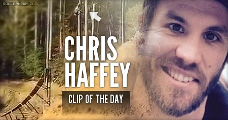 Clip of the day: Chris Haffey (2016)