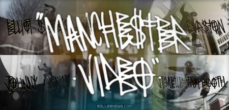 MCR Video Trailer | Manchester (UK) by Alex Burston