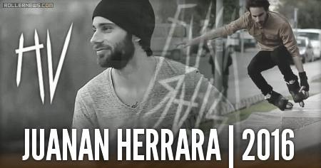 Juanan Herrera (Spain): Hello 2016