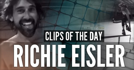 Clips of the day: Richie Eisler (2016)
