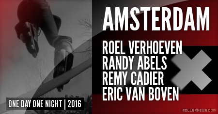 One day, One Night in Amsterdam (2016)