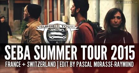 Seba Summer Tour 2015: Crolles & Geneva