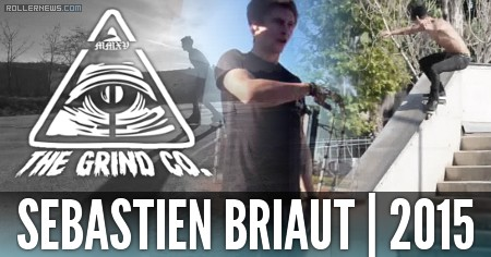 Sebastien Briaut: Profile (2015) by The Grind Co