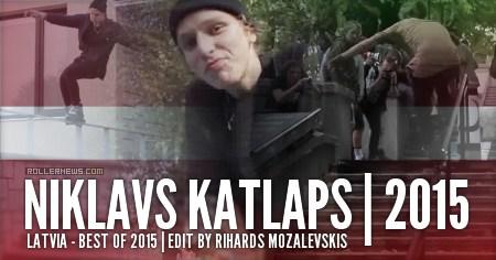 Niklavs Katlaps (20, Latvia): 2015 Taktika Edit