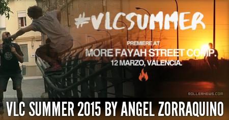 #VLCSUMMER (2015) by Angel Zorraquino